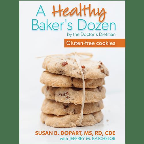 A Healthy Baker's Dozen By Susan B. Dopart, MS, RD, CDE [PDF, digital download] SD0003