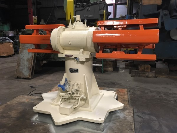 1 – USED 6,000 LB. LITTELL DOUBLE END NON POWERED STOCK REEL C-5781