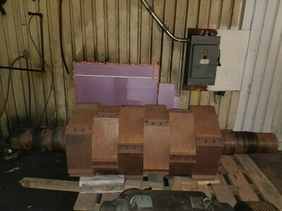 1 – USED #3263 CUMBERLAND HOG ROTOR ONLY
