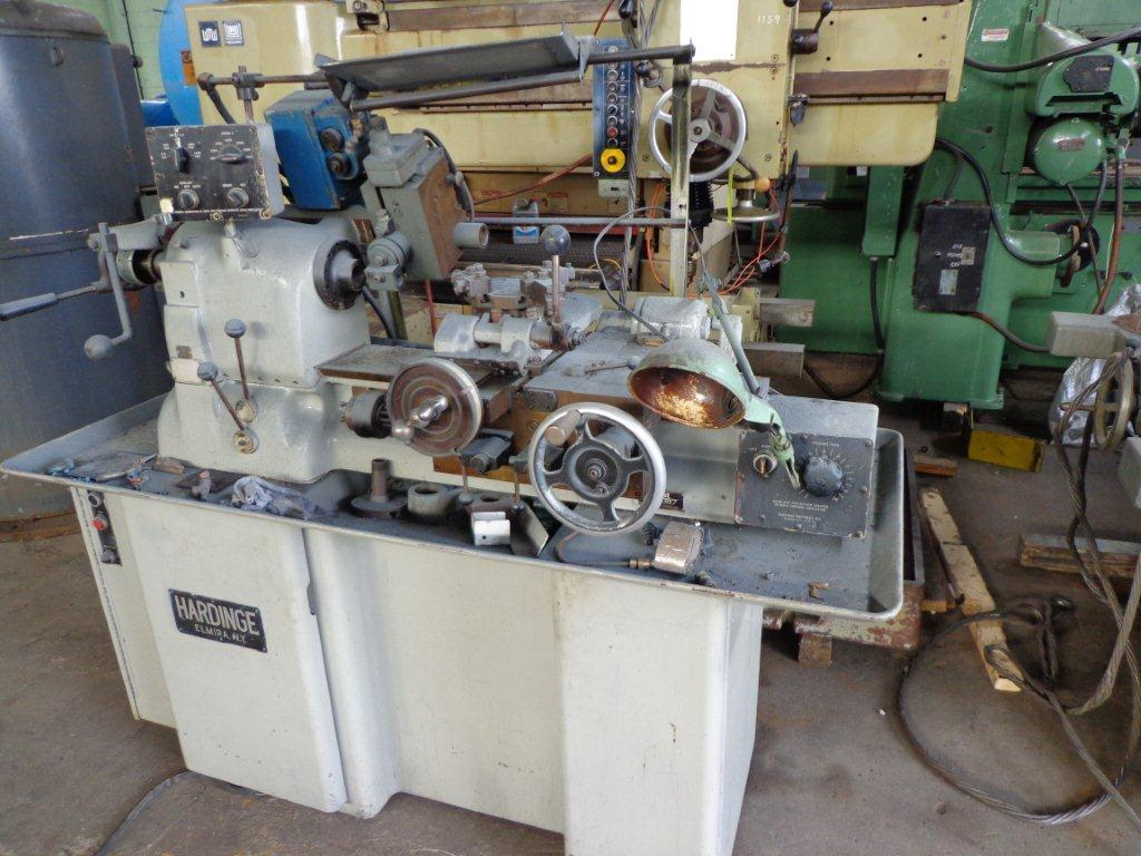 "1 - USED #HC HARDINGE ""SUPER PRECISION LATHE"