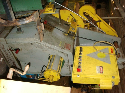 1 – USED MODEL 1000 AMERICAN STEEL LINE POWEREDSTOCK REEL 14357