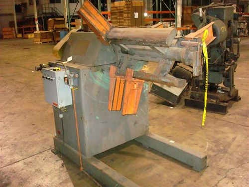 1 – USED MODEL 6000 FEED LEASE POWERED STOCK REEL 14356