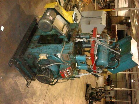 1 – USED 20 TON DAHLSTROM 4-POST CUT-OFF PRESS 14358