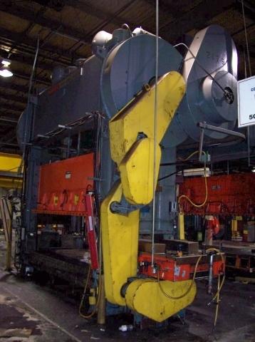 1 - REBUILT 500 TON NIAGARA SSSC POWER PRESS