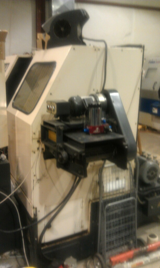 """1 - USED 8"""" X 11"""" YAM CK-1A 2- AXIS CNC LATHE 1997 C-4278"""