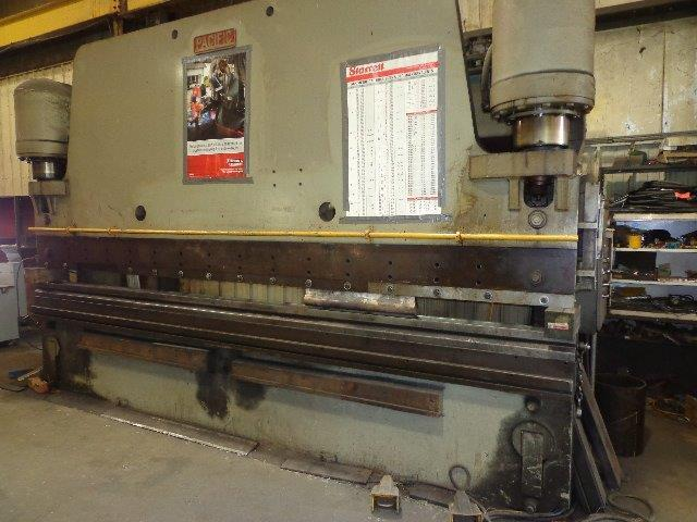 1 - USED MODEL K400-14 PACIFIC HYDRAULIC PRESS BRAKE C-4282