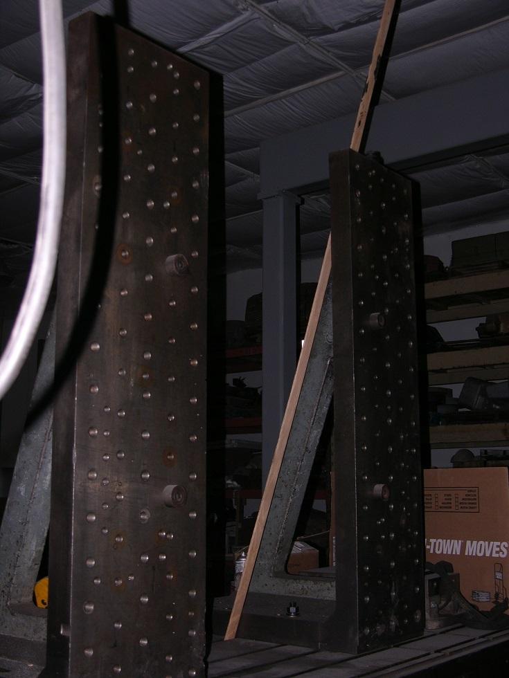 """1 - USED 5"""" LUCAS MODEL 542B84 4-AXIS CNC HBM"""