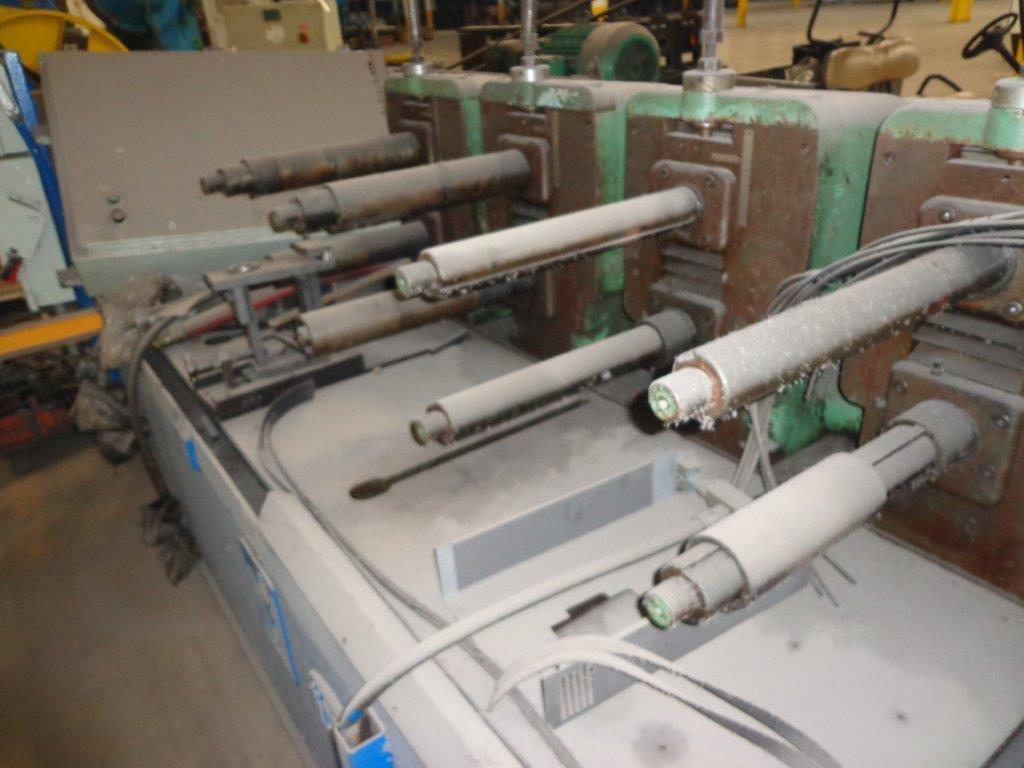 1 - USED 5 STAND YODER ROLL FORMER