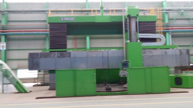 1 - USED 16'/19' HNK (KOREA) 5-AXIS CNC VBM C-4364