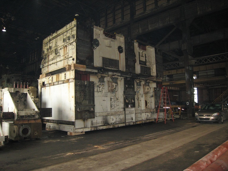 1 - USED 3000 TON HITACHI-ZOSEN TRANSFER PRESS