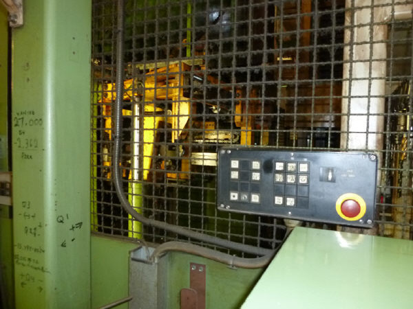 """1 – USED 49""""/63"""" DORRIES-SCHARMANN CNC VERTICAL BORING MILL WITH LIVE SPINDLE"""