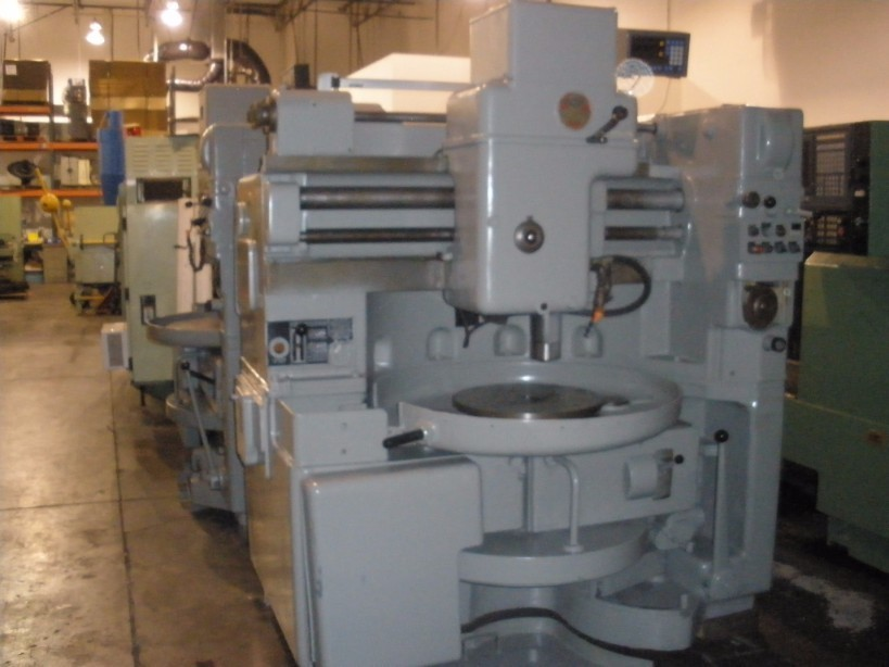 ​1 – USED 36-6 FELLOWS VERTICAL GEAR SHAPER C-5157