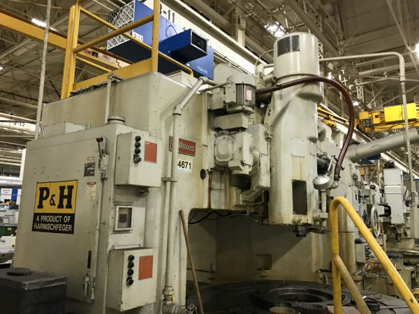 1 – USED #70-15 FELLOWS HEAVY DUTY INTERNAL/EXTERNAL GEAR SHAPER