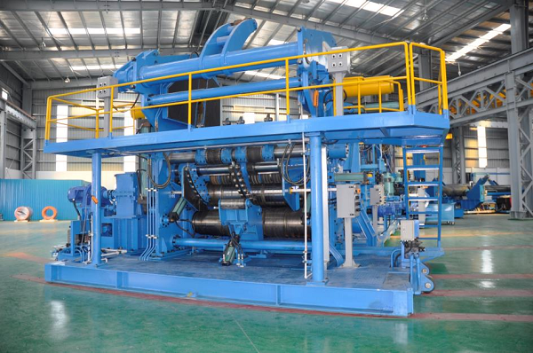 1 – USED JAEWON SPIRAL PIPE MILL