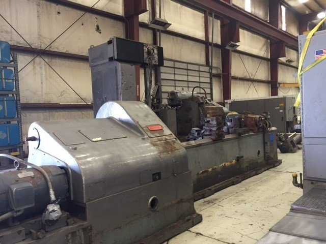 "1 – USED 36"" X 166"" FARREL CNC ROLL GRINDER"