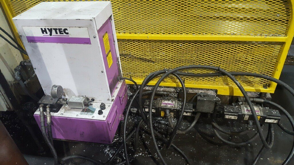 1 – USED KOMO VMC40/144 3-AXIS CNC VERTICAL MACHINING CENTER