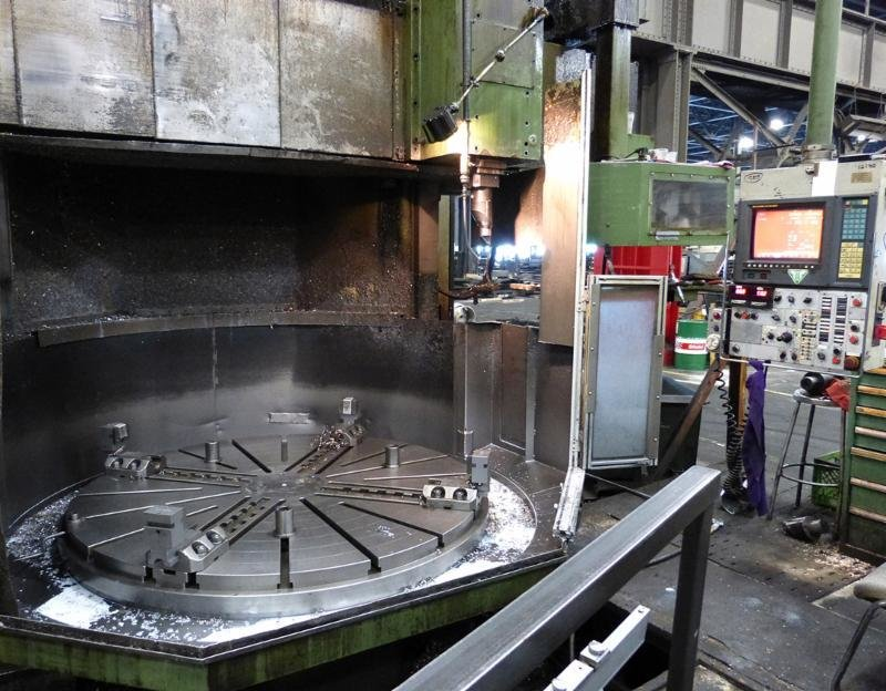 "3 – USED 78""/98"" O-M LTD CNC VERTICAL TURNING CENTERS C-5409"