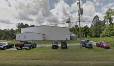 26,900 SQ. FT. ALL STEEL INDUSTRIAL BUILDING