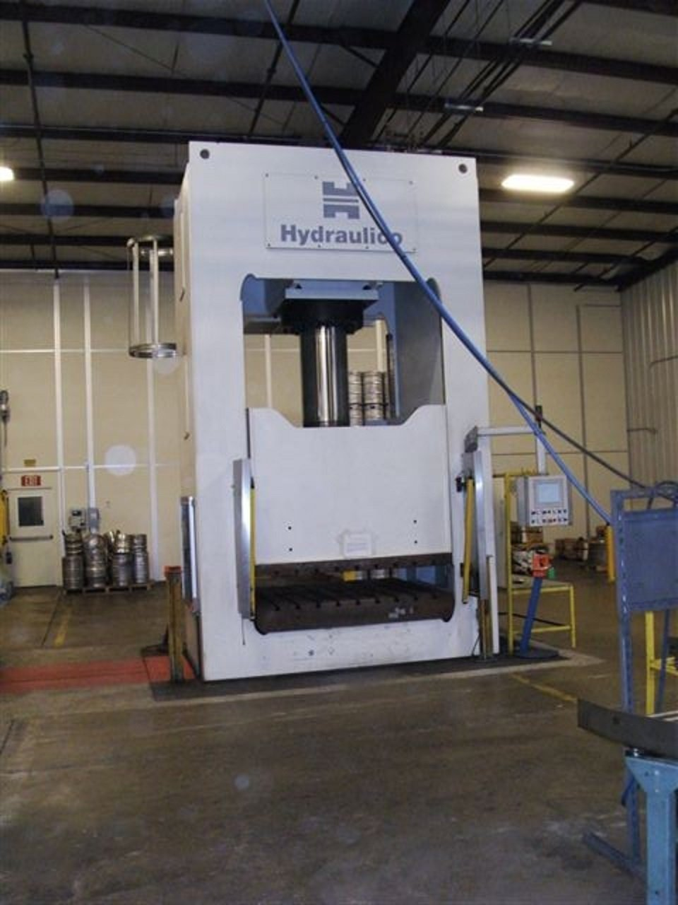 1 – USED 630 TON HYDRAULIC HI-SPEED HYDRAULIC PRESS C-5443