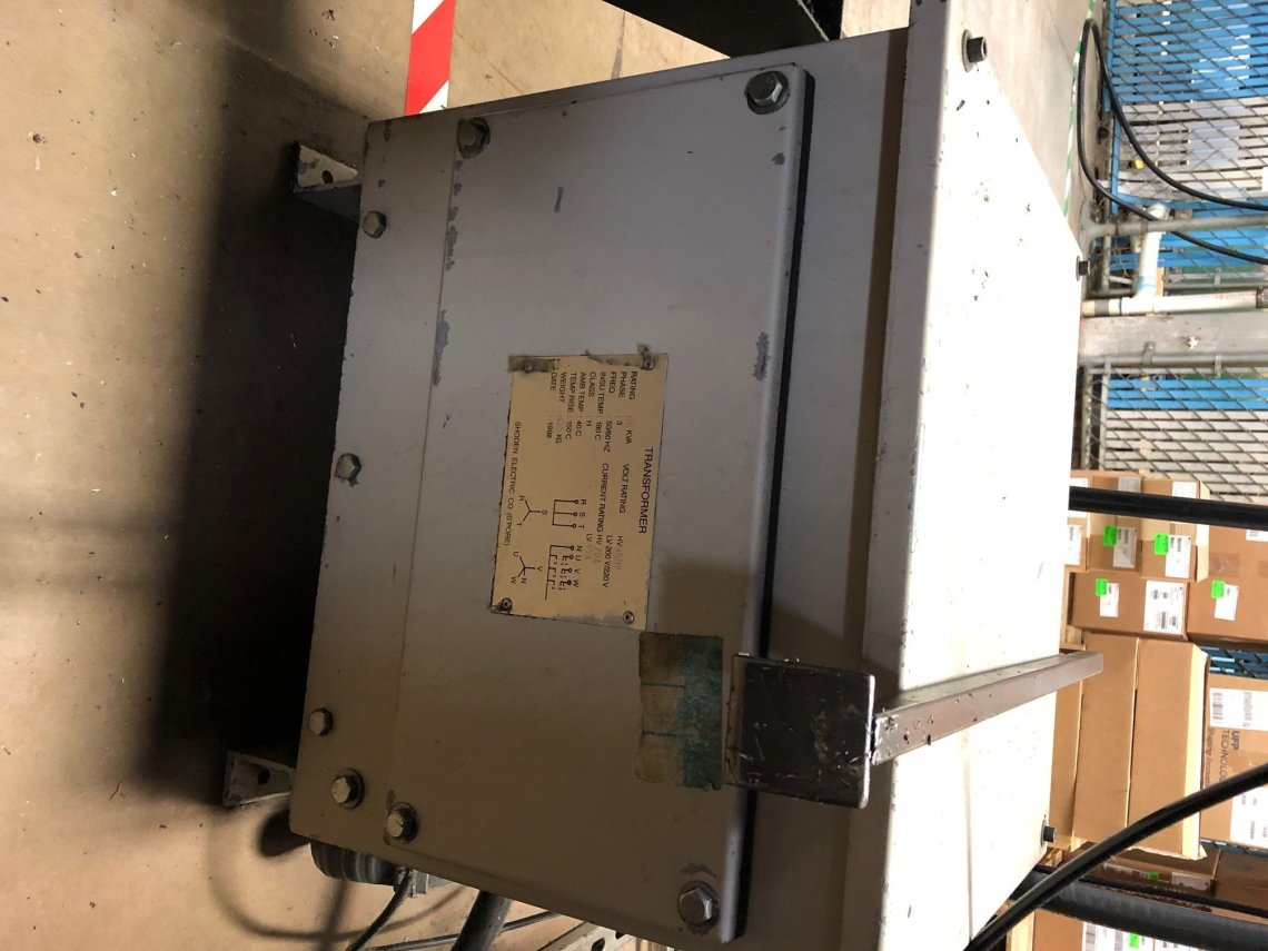 1 – USED FNC-24 LEBLOND MAKINO VMC