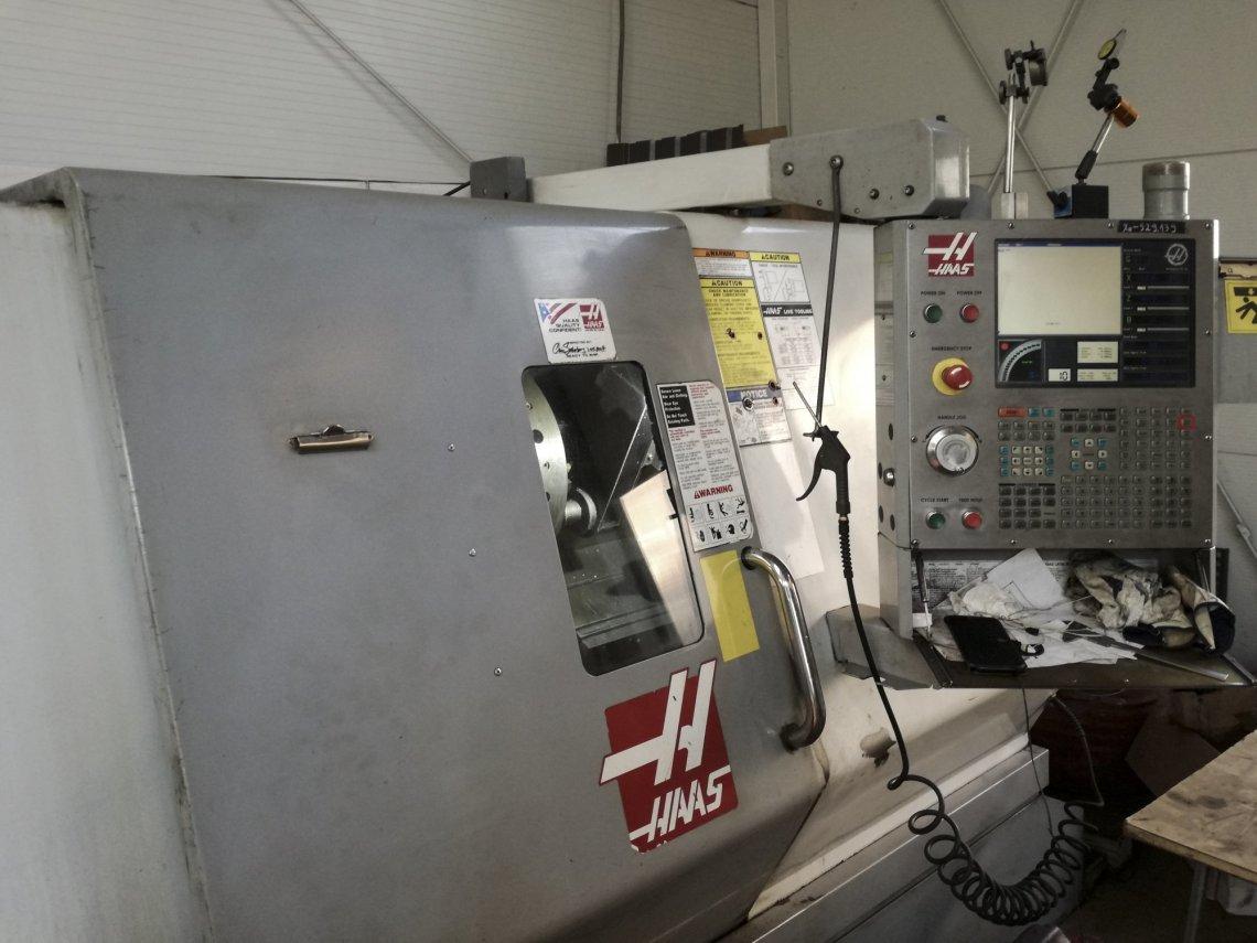 1 – USED HAAS SL-30TBHE CNC LATHE C-5462