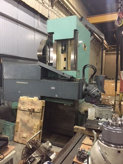 ​1 – USED FPT LEM 936 3-AXIS + 2 CNC BED MILL