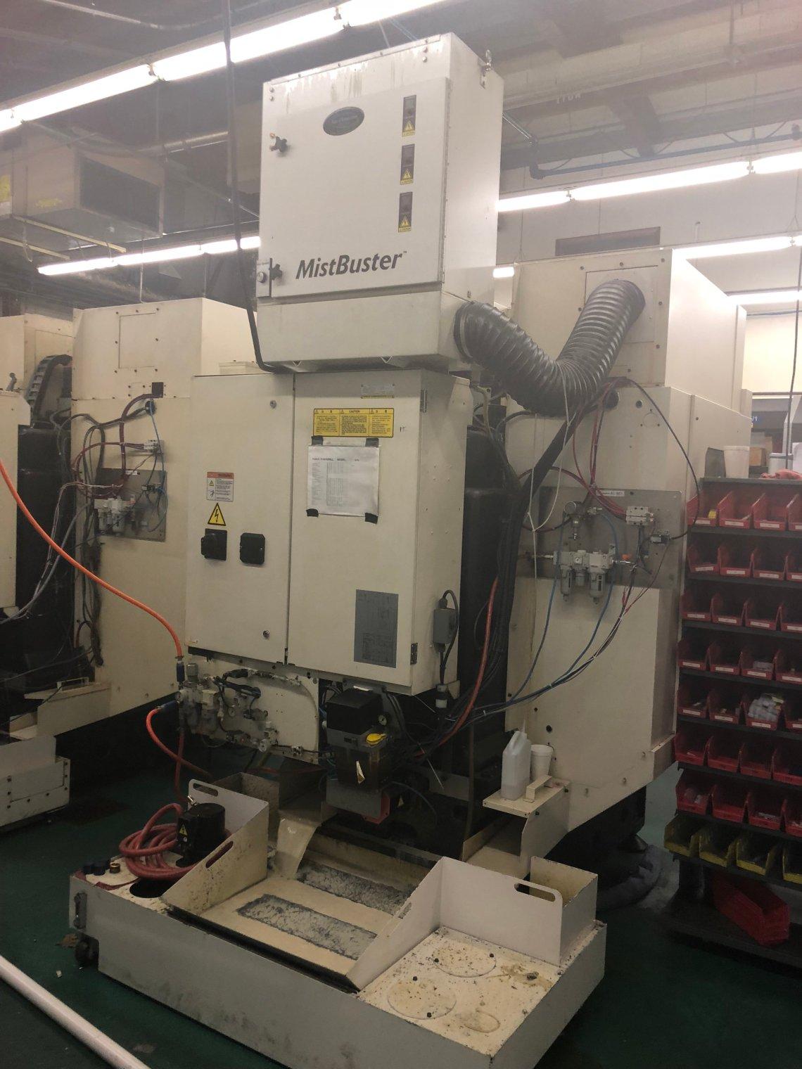 1 – USED FANUC ROBODRILL D-21MiA5 CNC VMC