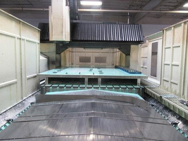 "1 – USED 200"" X 134"" MIGHTY VIPER MODEL PRW-5340 CNC BRIDGE MILL"