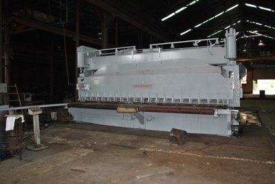 1 – USED 1,000 TON CINCINNATI MODEL 36 MECHANICAL PRESS BRAKE