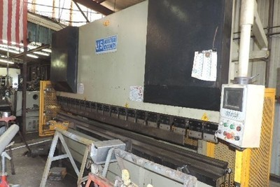 ​1 – USED U.S. INDUSTRIAL HYDRAULIC CNC PRESS BRAKE