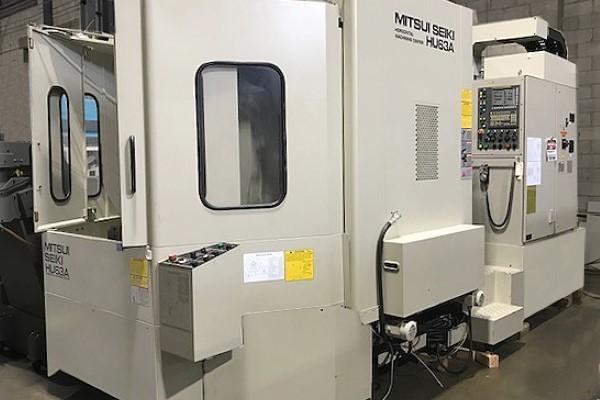 1 – USED MITSUI SEIKI 5-AXIS CNC HORIZONTAL MACHINING CENTER