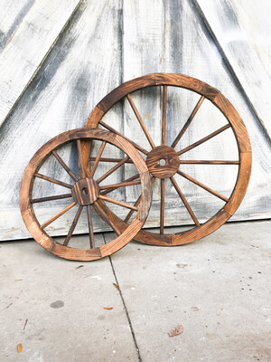 Wagon Wheel- Small (22.5