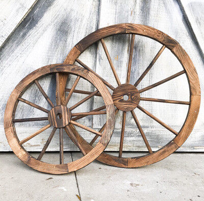 Wagon Wheel- Medium (28.5