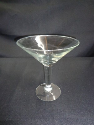 Martini Glass Vase - Clear 10