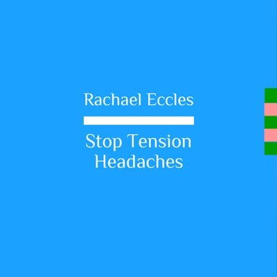 Self Hypnosis CD, Hypnotherapy: Stop Tension Headaches, Self Help for Headache sufferers due to stress and tension, Hypnosis CD