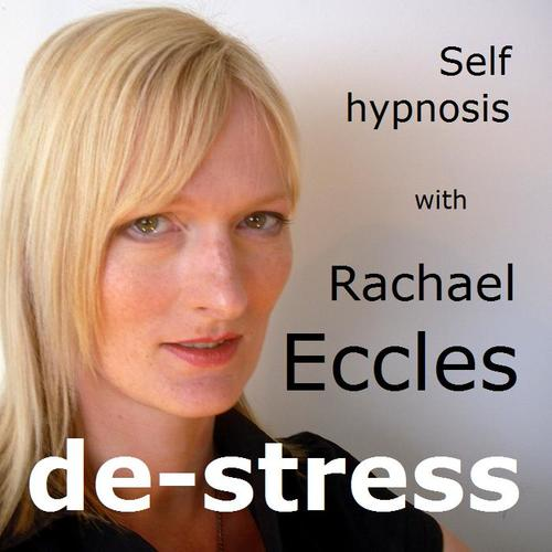 De-stress, Stress Relief, Hypnotherapy 2 track Self Hypnosis CD 00088CD