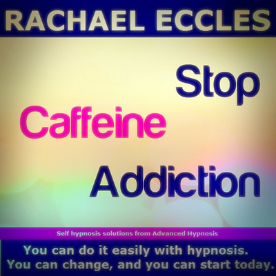 Stop Caffeine Addiction, Self Hypnosis Hypnotherapy CD