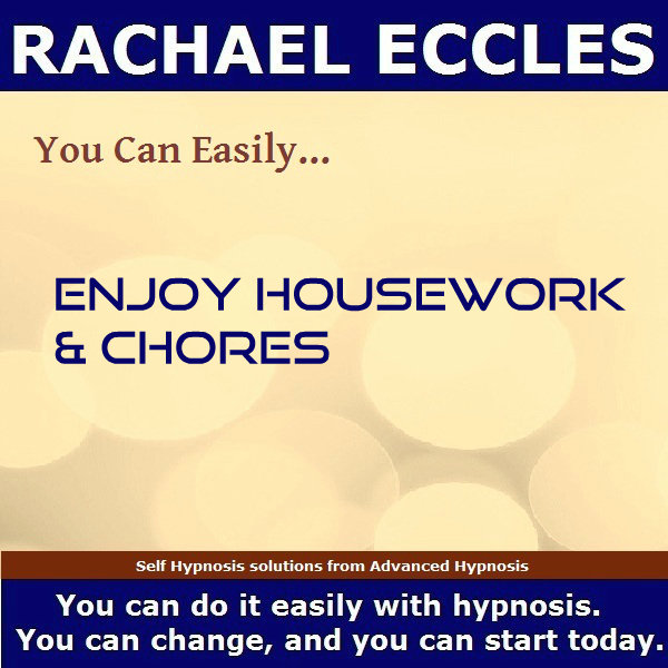 Enjoy Housework & Chores, Self Hypnosis Hypnotherapy 2 track MP3 hypnosis download 00082