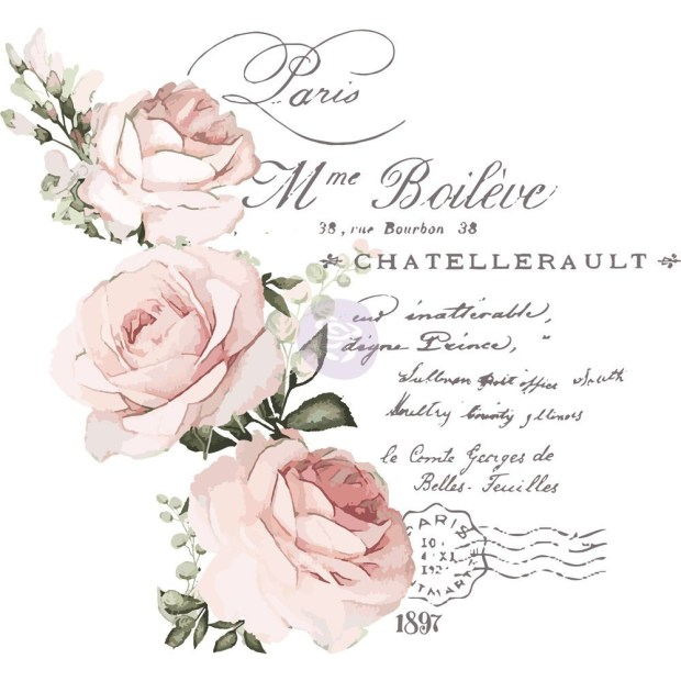 Prima Decor Transfer: Chatellerault