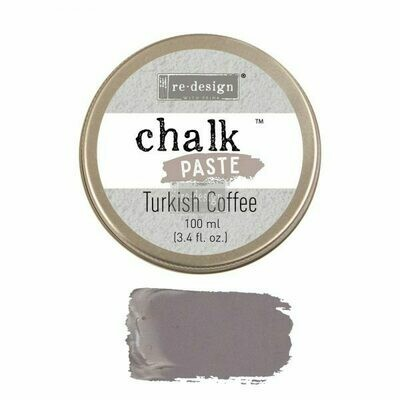Chalk Paste: Turkish Coffee