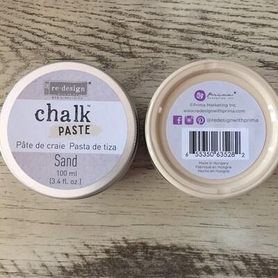 Chalk Paste: Sand
