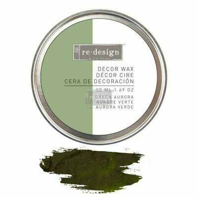 Decor Wax: Green Aurora