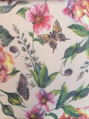Decoupage Paper: Rose Palace