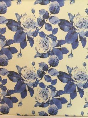 Decoupage Paper: Floral Porcelain
