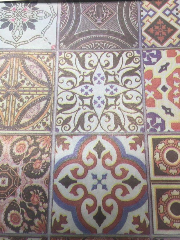 Decoupage Paper: Marrakesh