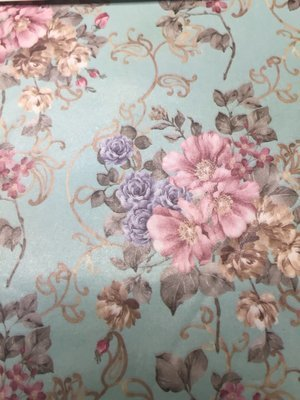 Decoupage Paper: Victorian Wallpaper