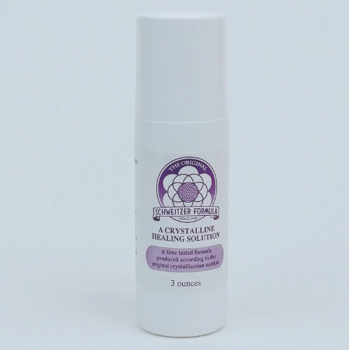 Schweitzer Formula 3oz Roll-on Bottle SFR