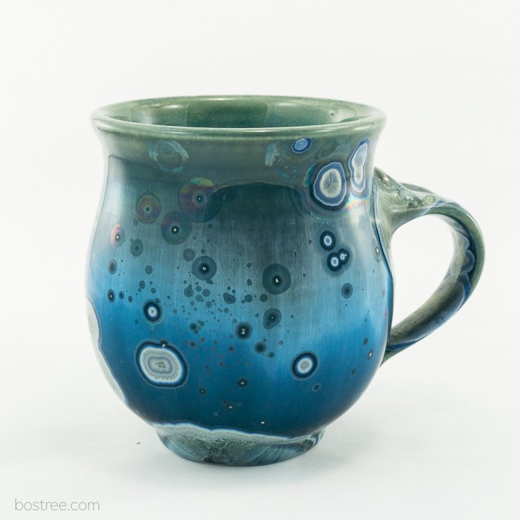 Crystalline Glaze Mug by Andy Boswell #AB00S12