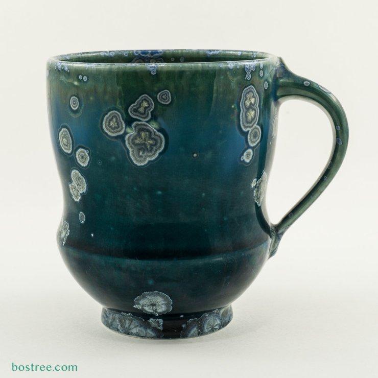 Crystalline Glaze Mug by Andy Boswell #AB00521 AB00521