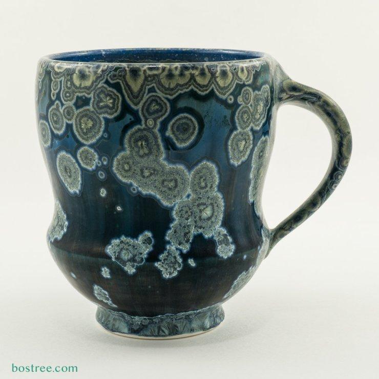 Crystalline Glaze Mug by Andy Boswell #AB00522 AB00522